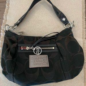 Coach Poppy hobo purse
